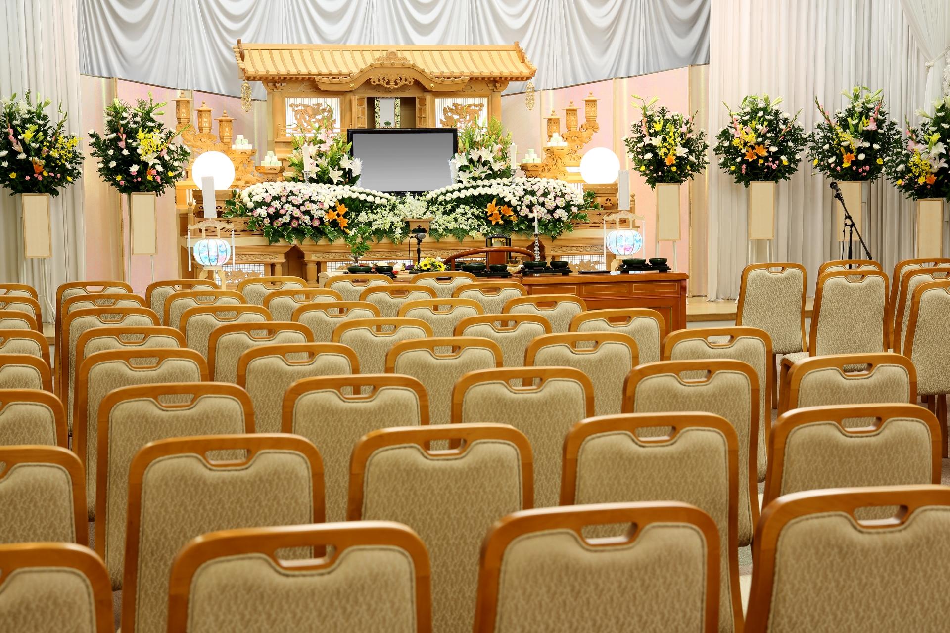 冠婚葬祭場
